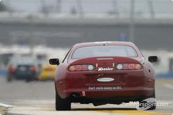 #86 Road Runner Racing Toyota Supra: Bob Henderson, Eric Van Cleef, Chip Herr