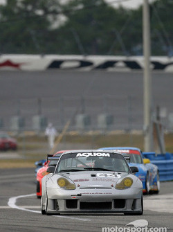 #44 Orbit Racing Porsche GT3 RS: Jay Policastro, Joe Policastro, Robin Liddell, Johnny Mowlem, Mike Fitzgerald