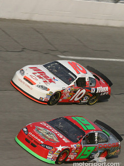 Jeremy Mayfield and Mike Skinner