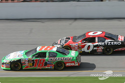 Bobby Labonte and Ward Burton
