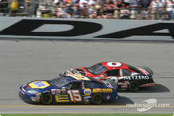 Michael Waltrip and Ward Burton