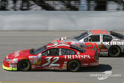 David Stremme and Kevin Harvick