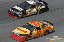 Brendan Gaughan and Joe Nemechek