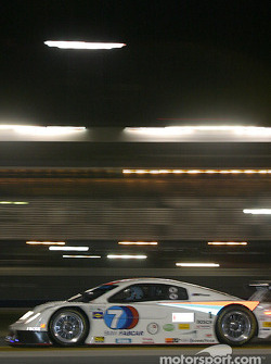 #7 Southard Motorsports BMW Fabcar: Shane Lewis, Jack Baldwin, George Robinson, Steve Southard, Vic Rice