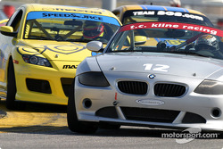 #12 TC Kline Racing BMW Z4: Anita Sangi, Neal Sapp