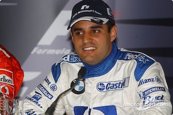 Saturday press conference: Juan Pablo Montoya