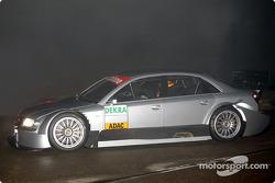 Frank Biela in the Audi A4 DTM