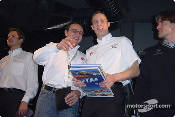 Christian Abt and Peter Terting