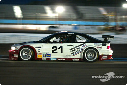 #21 Prototype Technology Group BMW M3: Bill Auberlen, Boris Said