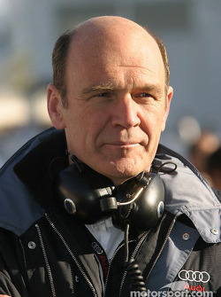 Head of Audi Sport Dr Wolfgang Ullrich