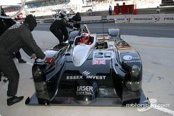 #20 Lister Racing Lister Storm: John Nielsen