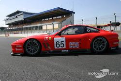 #65 Prodrive Racing Ferrari 550 Maranello