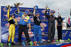 The winners: Angelle Savoie, Greg Anderson, Clay Millican and Whit Bazemore