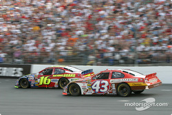 Greg Biffle and Jeff Green