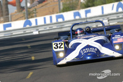 #32 Intersport Racing Lola Judd: Clint Field, William Binnie, Rick Sutherland