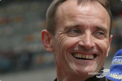 Drivers presentation: Patrick Bourdais