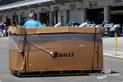 Renault container