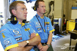 Renault F1 team members