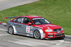 Michael Galati (#2 Audi RS 6 Competition)
