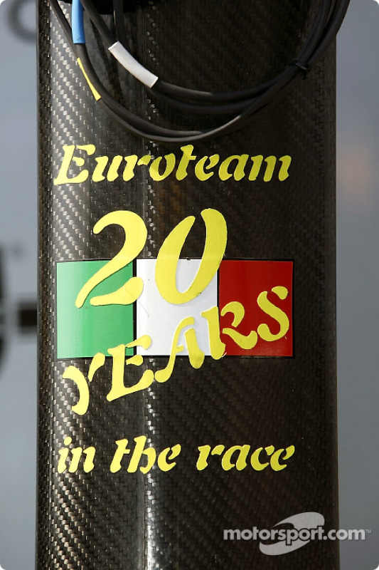 OPC Euroteam celebrates 20 years in racing