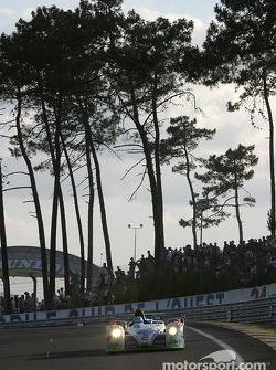 #17 Pescarolo Sport Pescarolo Judd: Emmanuel Collard, Sébastien Bourdais, Nicolas Minassian