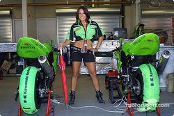 Kawasaki girl
