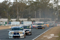 Mark Winterbottom temporarily assumes the lead