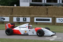 Gil de Ferran in 1993 McLaren