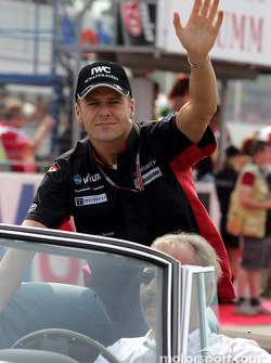 Drivers parade: Gianmaria Bruni