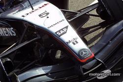 McLaren nose