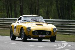 Haquette, Vanlanduyt-Ferrari 250 GT Berlinetta 1960