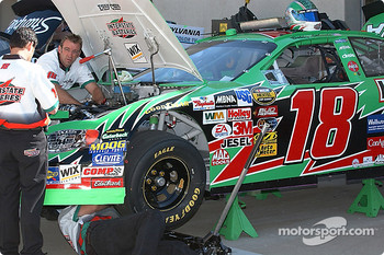 #18 Interstate Batteries Chevrolet