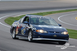 Chevrolet Monte Carlo pace car for the 2002 Brickyard 400