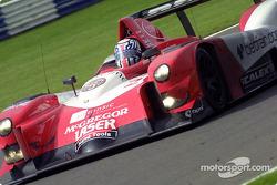 #20 Lister Racing: Robb Barff, Justin Keen