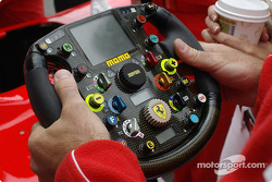 This steering wheel costs more than an average car