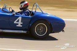 #4 1965 Cobra, Harley Cluxton III