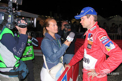 Interview for Marcus Gronholm