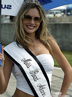 The lovely Miss Road Atlanta