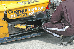 Wrecked #39 The Spark of Georgia Tech Pontiac Crawford