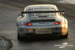 #8 Comprent Motor Sports Porsche 911 GT3 RS: Michael Cawley, Andrew Davis, Charles Espenlaub