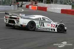 #52 Granham Nash Motorsport Saleen S7R: Phil Benett, Paul Whight, David Leslie
