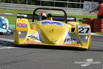 #27 Tracsport Lola B2K/40 AER: John Ingram, John Gaw, Rick Pearson