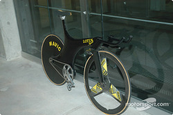 Lotus  carbon fiber bicycle