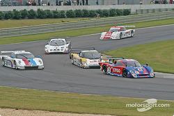 #2 Howard - Boss Motorsports Pontiac Crawford: Milka Duno, Andy Wallace, #54 Bell Motorsports Pontiac Doran: Forest Barber, Terry Borcheller, Christian Fittipaldi