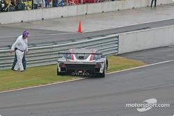 #81 G&W Motorsports BMW Doran: Cort Wagner, Brent Martini in trouble