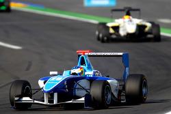 Roberto Merhi leads Tobias Hegewald