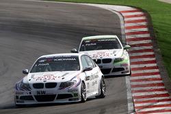 Andy Priaulx, BMW Team RBM, BMW 320si, Augusto Farfus, BMW Team RBM, BMW 320si