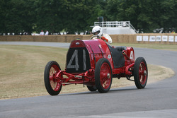 1911 Fiat S74 Grand Prix: George Winguard