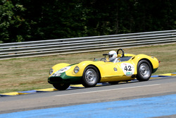 #42 Lister Jaguar Knobbly 1958: Chris Lunn, Christopher Keith-Lucas