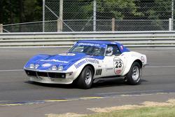 #23 Chevrolet Corvette 1971: Pascal Gaudard
